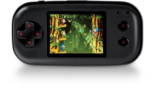 mini video game portatil gamer x