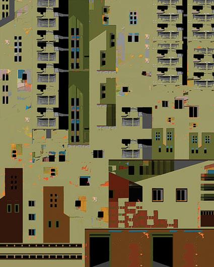 OlgaMorrisCrowded-Isolation2014web