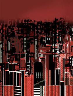 Silent Witness, 2012, 60 x 50 cm, Ed. of 5, Digital painting