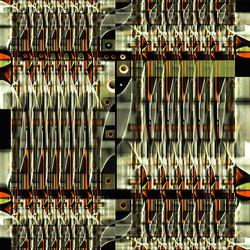 Replication, 2008, 53 x 53cm, Ed. of 10, Digital painting