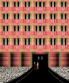 Accomodating The Neoliberal Dream, © 2015 Olga Morris