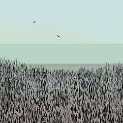 Spirit of Creation, 2014, 25x25 cm, Ed. 4 of 8, Digital painting