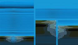 Seascape, 2010, 35 x60 cm, Ed. of 8, Digital painting