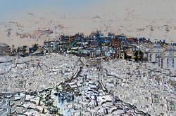 Reconstructing the Landscape, 2016, 40 x 60 cm, Ed. of 5, Pigment ink on archival matt paper