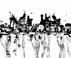Exposure, 2011, 55 x 45 cm,  Ed. of 8, Digital painting