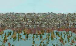 Rising Rubble, 2016, 36 x 60 cm, Ed. of 5, Digital painting