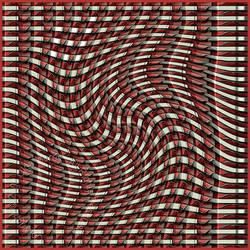 Fabricating 2, 2008, 53 x 53 cm, Ed. of 10, Digital painting