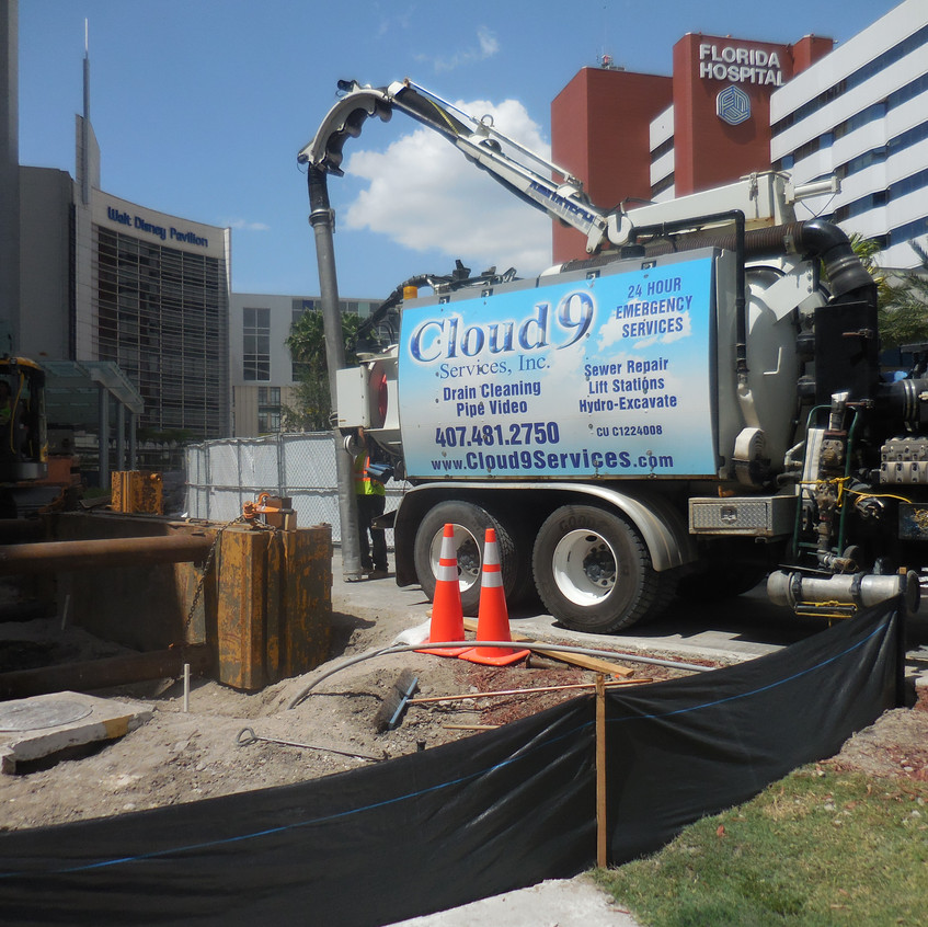 Hydro Cleaning Orlando Fl