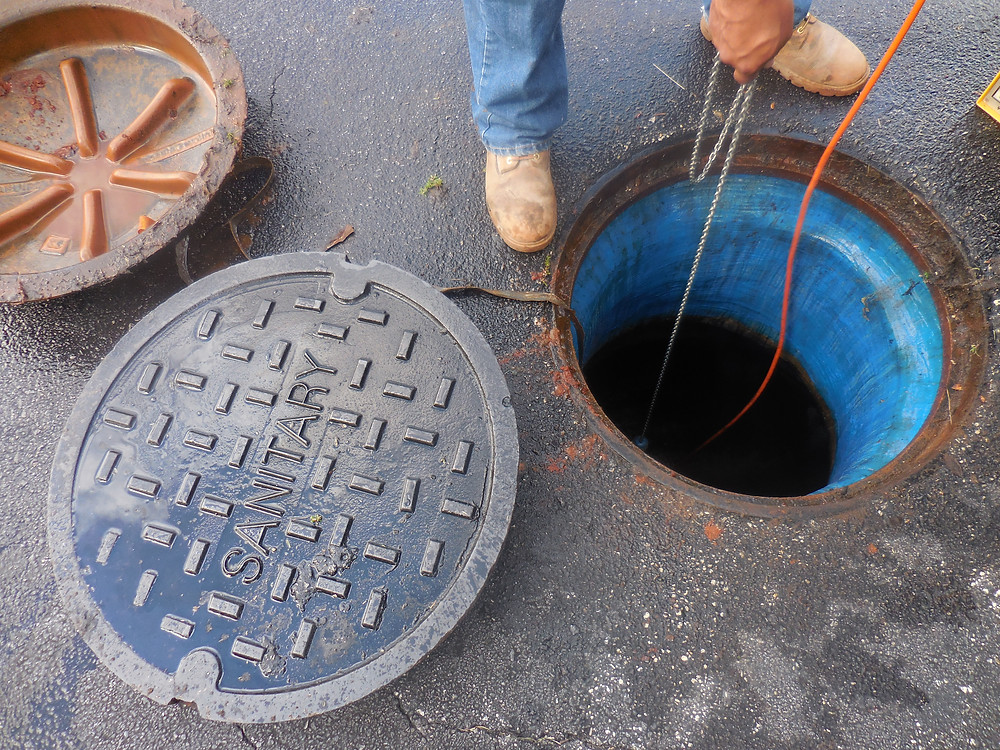 Sewer cleaning Orlando Cloud 9 services