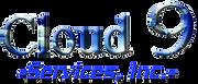 Cloud 9 services, logo