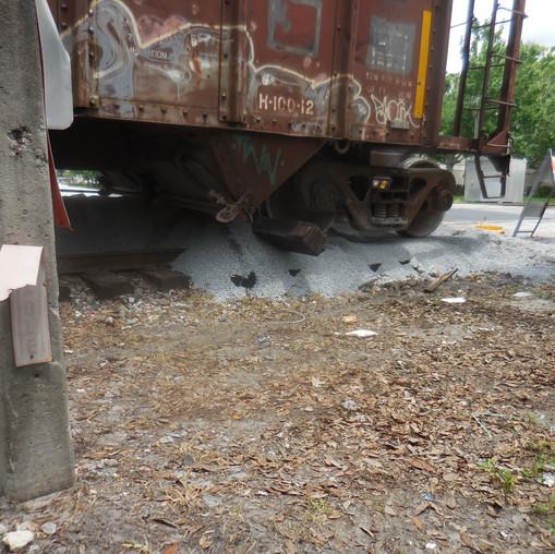 Orlando Railroad clean up | Cloud 9