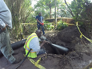 hydro excavation, cloud 9 services