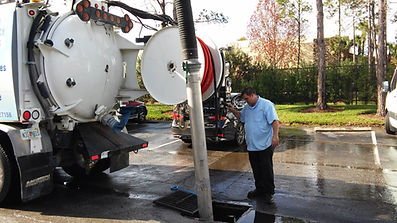 jet vac cleaning services deltona