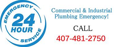 24hr plumbing, commercial plumbing