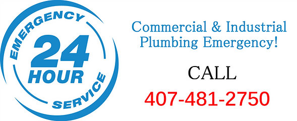 cloud 9 service, Emergency plumbing