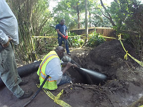 hydro excavation applications