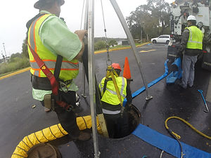 Sewer repair, cloud 9 services