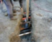soft digging