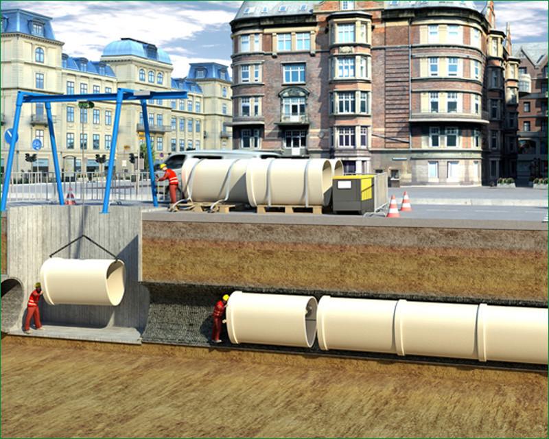 sliplining repair pipeline