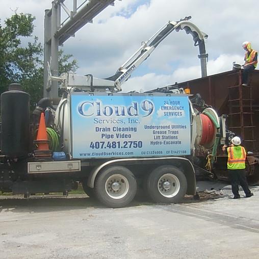 Cloud 9 services Railroad