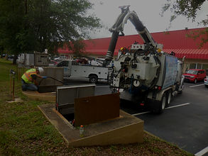 hydrovac excavation in orlando