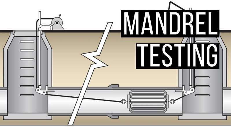 mandrel testing services belle isle