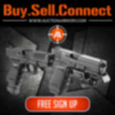 auction armory, sell firearms, buy sell connect, social network
