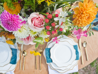 Setting your Wedding Table- What do you need?
