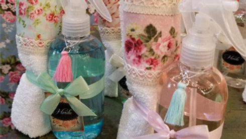 T20 - Set Toalla + Perfume textil Colors