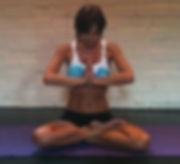 Kimmie yoga lessons douglassville