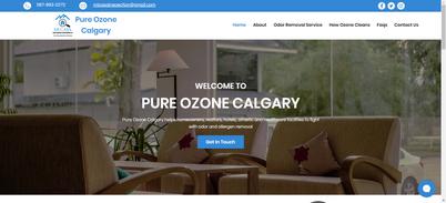 Pure Ozone Calgary