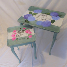 Nesting Tables - set of 2