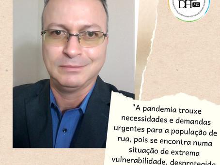 A pandemia e a pop de rua