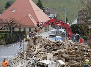 Home Demolition