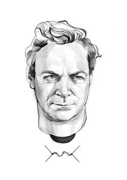Homage to The Greatest_Richard Feynman_Isidora Bojovic 2017.jpg