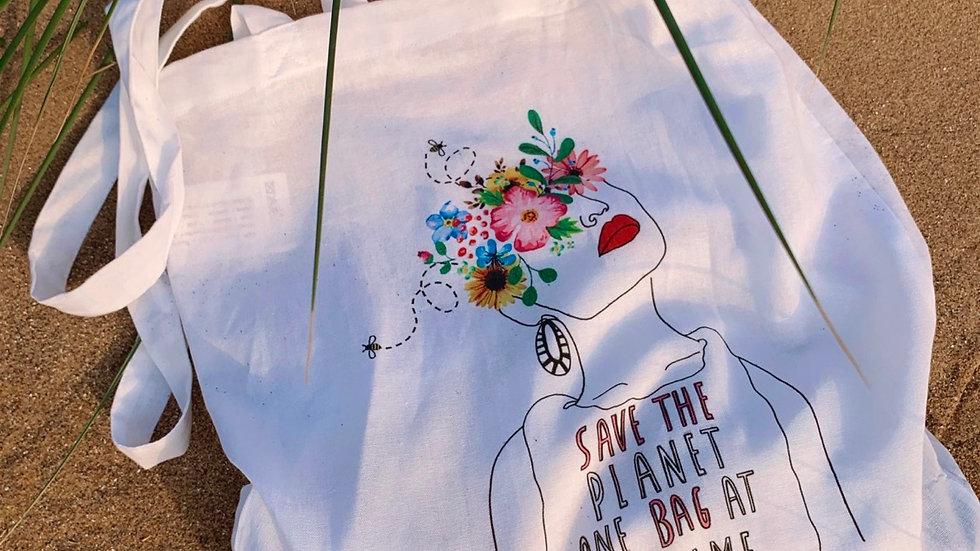 Eco Canvas Bag