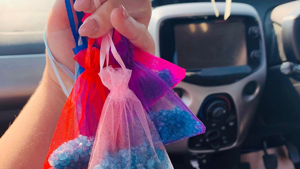 Scent Bags ( car fresheners )