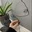 Thumbnail: Wire Wall Art Girl