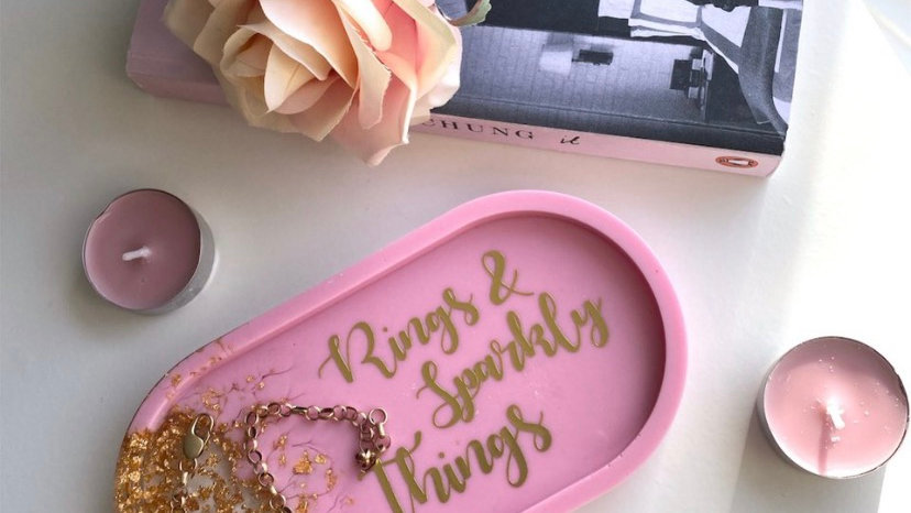 Rings & Sparkly Things Tray