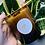 Thumbnail: Burnt Amber Glass Jar 300ml