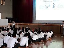 船橋 八千代 学校 キャリア教育 やくい社会保険労務士