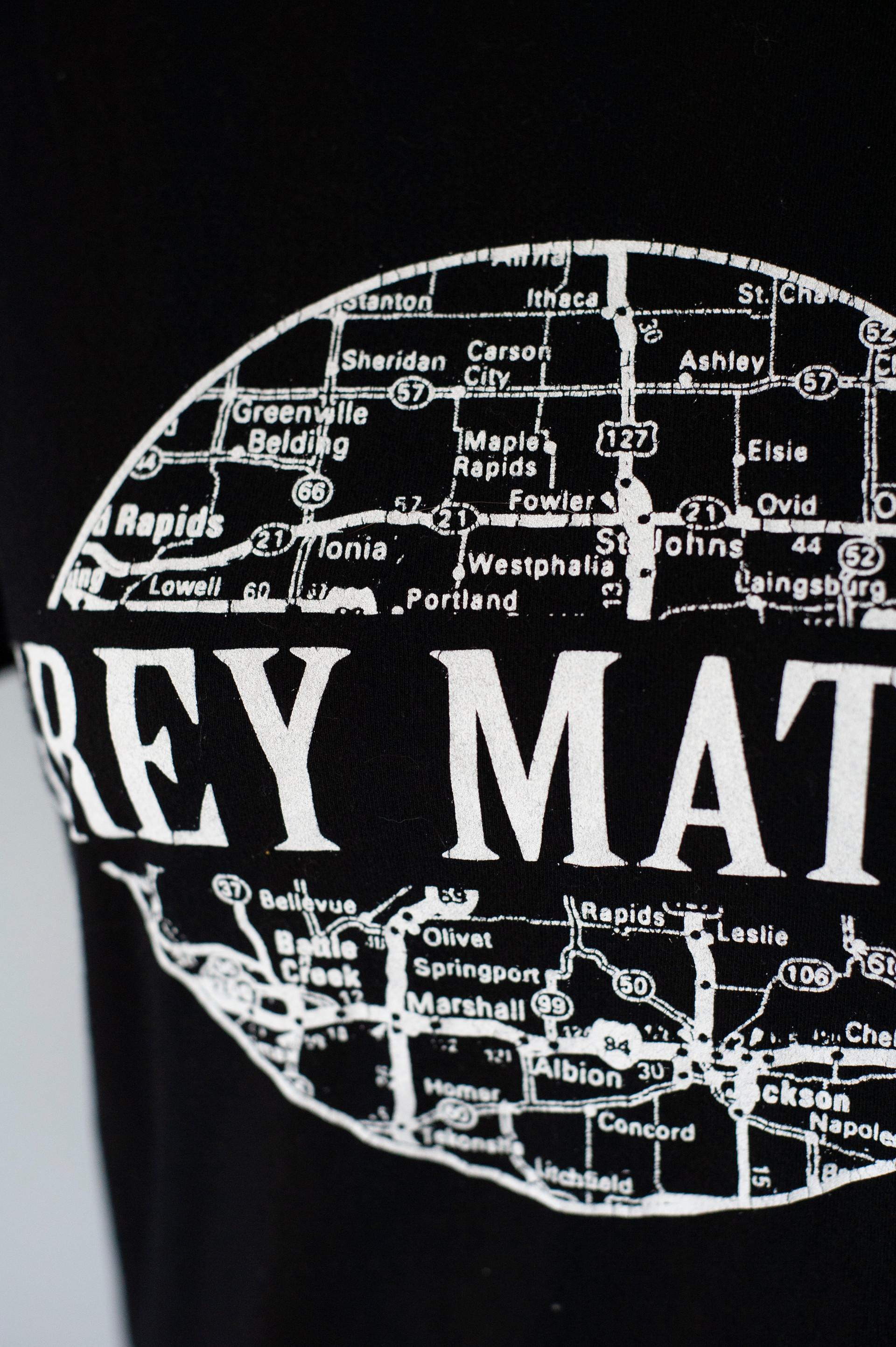 Grey Matter, Maps