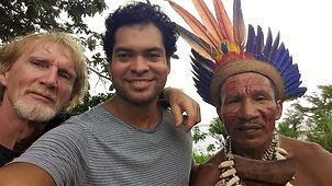 helden van den widernis Brazilië