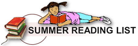 Summer Reading List, from my 'tween to yours