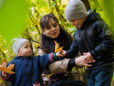 Feeling like a parenting failure? Here's 5 tips that will help!