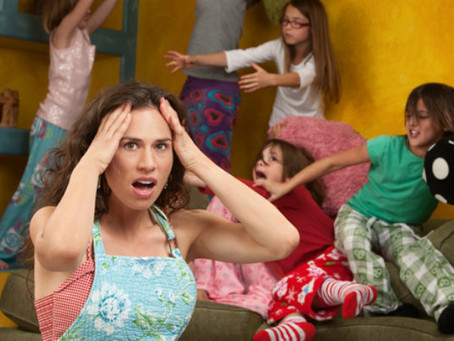 Perfect Parenting? 6 quick tips for getting it right...not perfect!