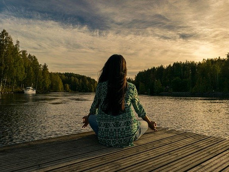 Finding calm in the chaos of family life