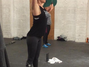 My name is Kerrie. And I am a Crossfit wanker