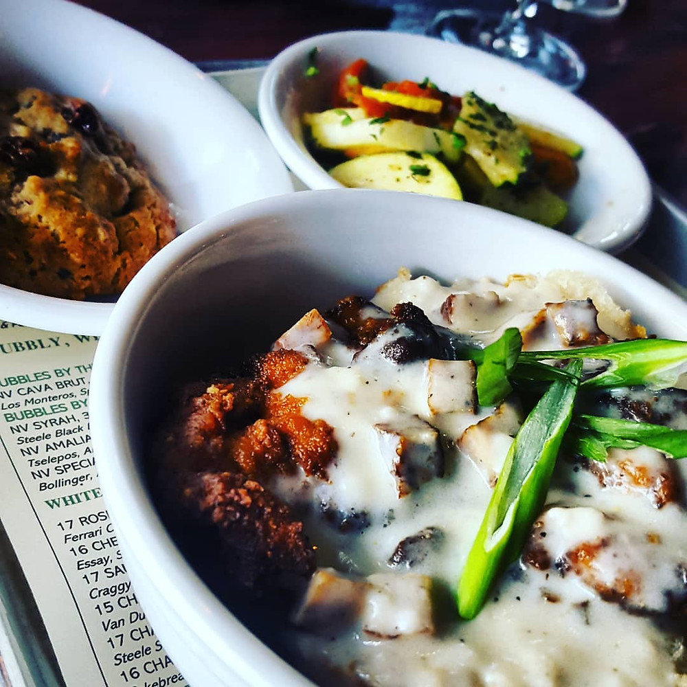 Enjoy a Pre-Game Brunch Buffet at The Shed at Glenwood