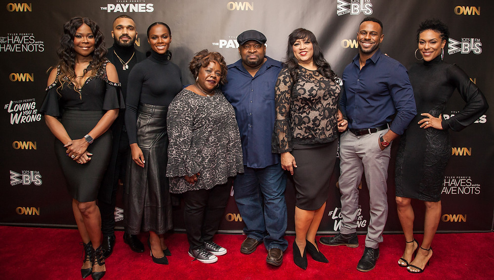 "OWN/WBLS Host Press Event for ""The Haves & Have Nots,"" ""If Loving You is Wrong"" and ""The Paynes"""